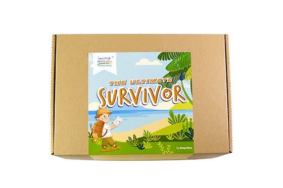 The Ultimate Survivor Box View