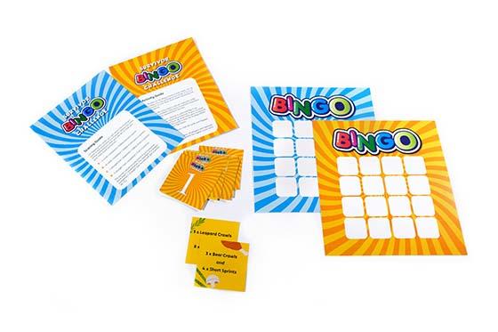 Survivor Bingo Challenge