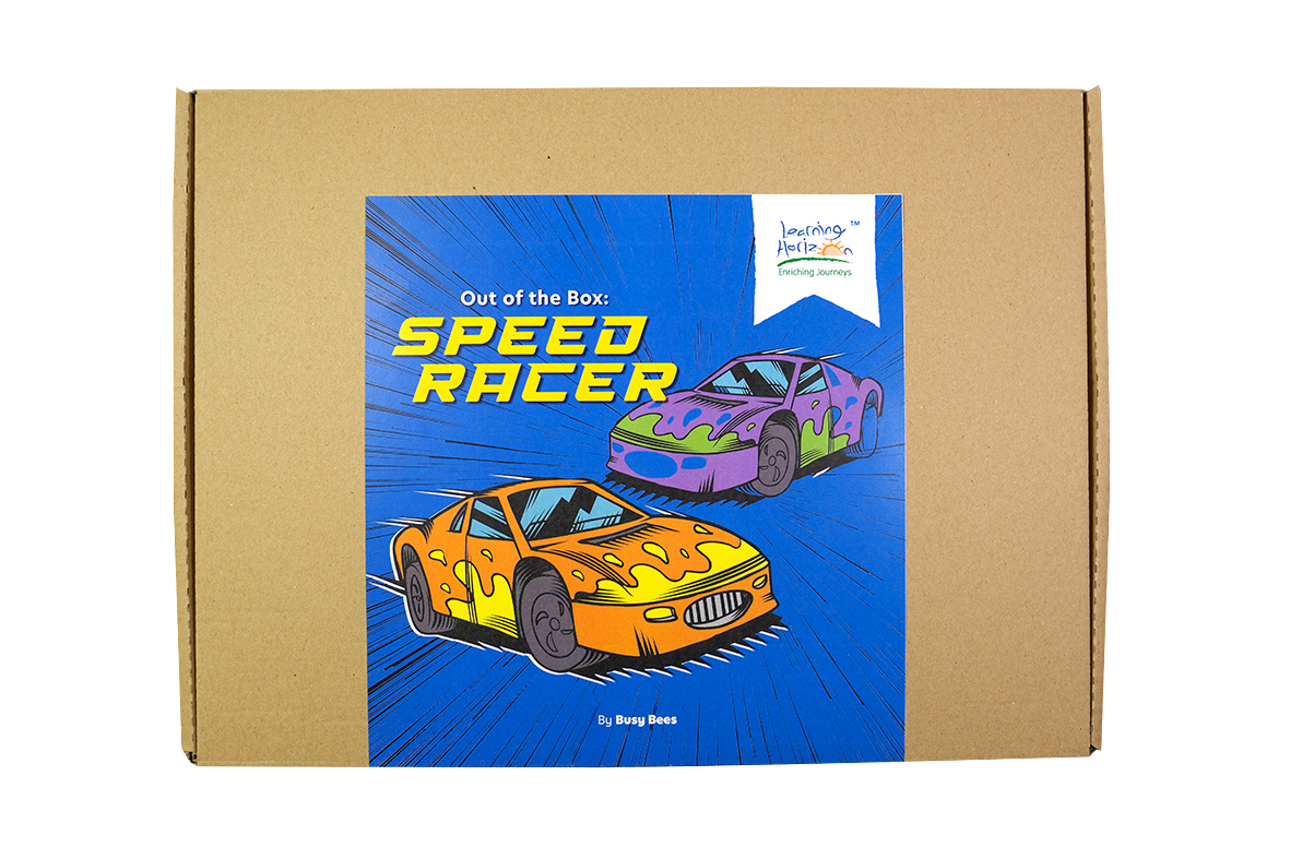 Speed Racer Box View
